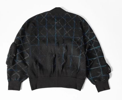 UNDERCOVER ブルゾン 【Nike x UNDERCOVER 】 Knit MA-1 Bomber Jacket(7)