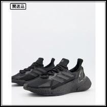 adidas Running X9000L4 trainers in black