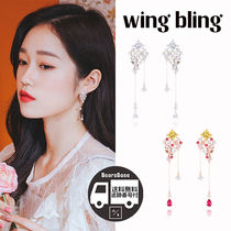 wing bling THE FIRST MOMENT EARRING BBH1344 追跡付