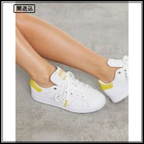 adidas Originals Stan Smith trainers with cord detail