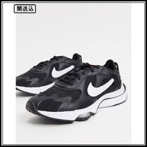 Nike Air Zoom Division trainer in black and white