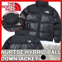★THE NORTH FACE★NUPTSE HYBRID BALL DOWN JACKE.T★ダウン★