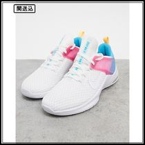 Nike Training Air Max Bella trainers in white