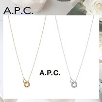【A.P.C】AMBRE ネックレス 2色展開