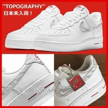 【Nike】AIR FORCE 1★日本未入荷!''TOPOGRAPHY'' DH3941