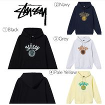 【STUSSY】☆新作☆フーディー☆CITY SEAL EMBROIDERED HOOD