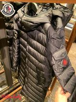 MONCLER NICAISE メンズロングパーカー