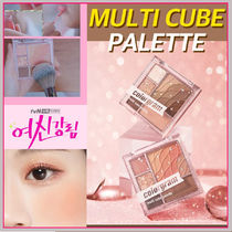 OLIVE YOUNG(オリーブヤング) アイメイク ☆女神降臨 ムンガヨン使用☆MULTI CUBE PALETTE☆OLIVE YOUNG☆