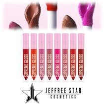 JEFFREE STAR COSMETICS♢Supreme Gloss Reds&Pinks Bundle