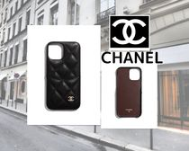 """CHANEL"" IPHONE12 PRO/PROMAX 携帯ケース"