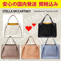 関税送料込国内発送★Stella McCartney Handtasche Tote Soft