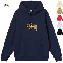 *新作・Spring21'Collection*Basic Stussy Embroidered Hoodie