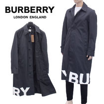 BURBERRY ナイロン カーコート 8037488-A1189