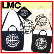 ☆人気☆【LMC】☆LMC WHEEL CANVAS ECO BA.G☆バッグ☆