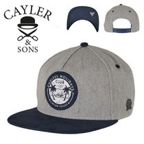 CAYLER&SONS(ケイラーアンドサンズ) キャップ SALE★Cl Holidays Cap【送込Cayler&Sons】椰子/文字/ロゴ★灰紺