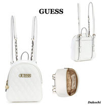 GUESS◆キルトバックパック◆Paladino Quilted Backpack
