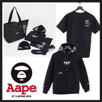 ★送料込★【AAPE By A Bathing Ape】happy bag containing