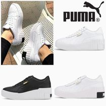 【PUMA】Cali Wedge Women's スニーカー☆