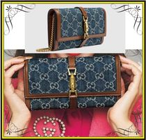 【GUCCI】Jackie 1961 チェーンウォレット