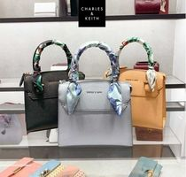 ★ Charles & Keith★scarf wrap tote bag★7色