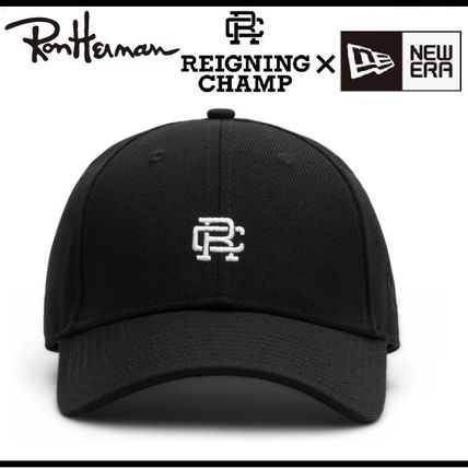 ☆Ron Herman取扱!NEW ERAコラボ☆【Reigning Champ】9FORTY CAP