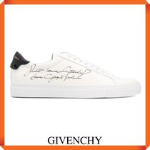 GIVENCHY Urban Street printed low-top sneakers