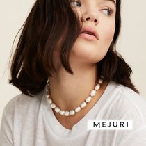 【Mejuri】淡水パールネックレス Bold Pearl Necklace