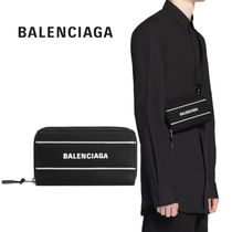 【BALENCIAGA】 SPORT WALLET WITH STRAP