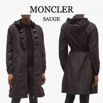 【MONCLER/直営店】21SS 新作 SAUGE ロングパーカ