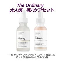 The Ordinary 毛穴集中ケアセット