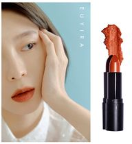 EUYIRA(ユイラ) リップグロス・口紅 New Color登場★EUYIRA★Creamy Matte Lipstick☆Chilled Sunday