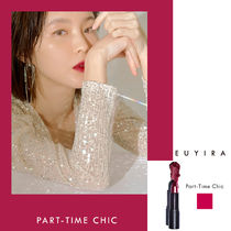 EUYIRA(ユイラ) リップグロス・口紅 New Color登場★EUYIRA★Creamy Matte Lipstick☆Part-time chic