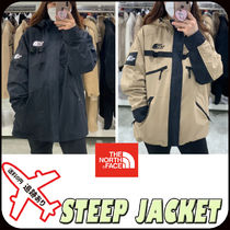 【THE NORTH FACE】STEEP JACKET★男女兼用★