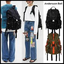 ANDERSSON BELL(アンダースンベル) バックパック・リュック ●ANDERSSON BELL● UNISEX TECHNICAL BERLIN BACKPACK リュック
