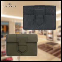 DELVAUX(デルボー) カードケース・名刺入れ 直営店【DELVAUX】Presse Card Holder