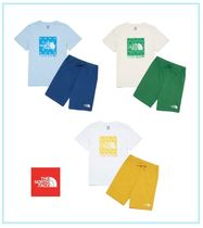 [THE NORTH FACE]  K'S 春夏セットアップ NT7UM13 3色展開