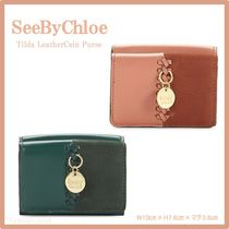 【See By Chloe】Tilda Leather Coin Purse レザー コインケース