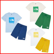 THE NORTH FACE★21SS K'S GREEN EARTH LOUNGE SET_NT7UM13
