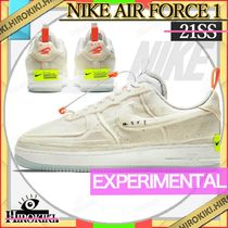 NIKE AIR FORCE 1 EXPERIMENTAL WHITE エクスペリメンタル AF1