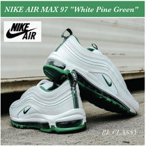 "NIKE AIR MAX 97 ""White Pine Green"" ★エア マックス 97/送料込"