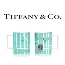 Tiffany & Co.【国内発送・関税込】Manhattan Map Mug