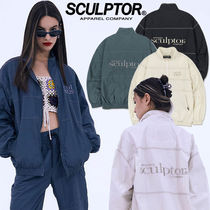★SCULPTOR★送料込み★韓国★人気 Triple Stitched Windbreaker