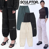 ★SCULPTOR★送料込み★韓国★Triple Stitched Jogger Pants