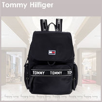 Tommy Hilfiger◆ロゴテープ ナイロンバックパック◆SALE