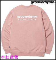 【GROOVE RHYME】◆NYC LOCATION SWEAT SHIRTS (PINK)◆