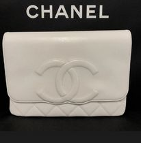 2021S/S 最新作★CHANEL★BIG CC CLUTCH in black or white