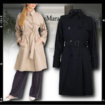 【Max Mara Weekend】Oggiトレンチコート