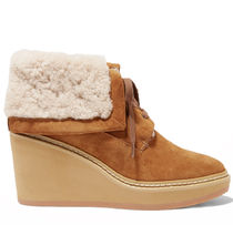 See by ChloeシーバイクロエShearling Ankle Bootsブーツ