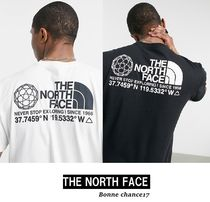 人気!【The North Face 】 Logo + t-shirt