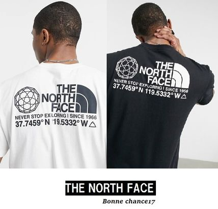 THE NORTH FACE Tシャツ・カットソー 人気!【The North Face 】 Logo + t-shirt